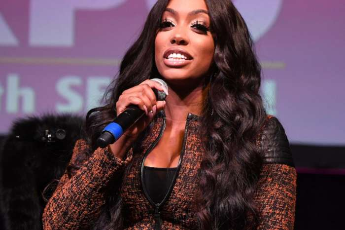 Porsha Williams Pampers Herself This Weekend - See Her Message