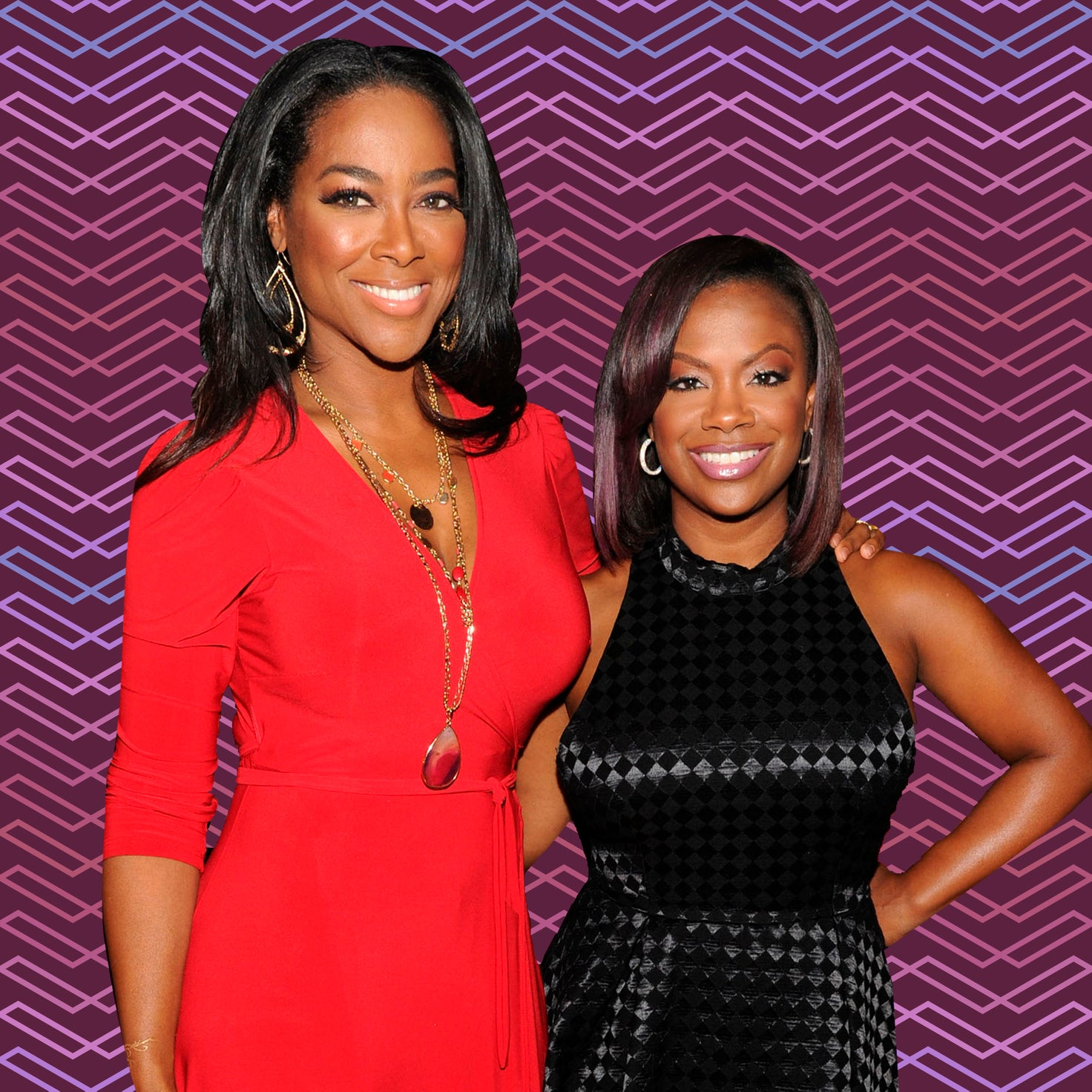 """kandi-burruss-hangs-out-with-kenya-moore-check-out-the-gorgeous-ladies"""
