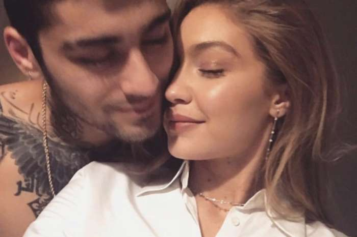 Gigi Hadid And Zayn Malik's Daughter Is Here - Check Out The First Pic Of Their Baby Girl!