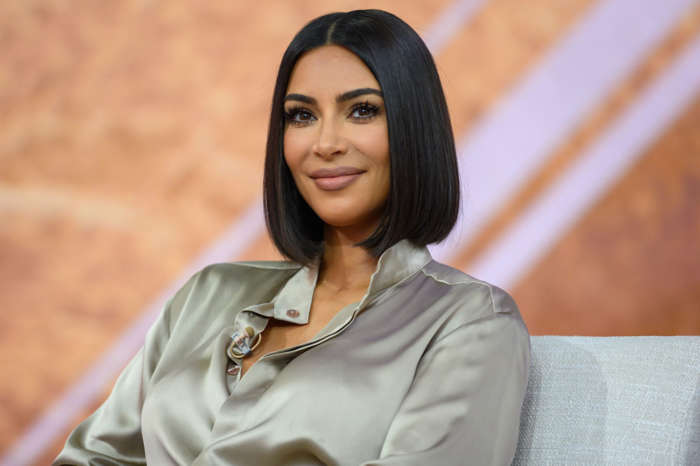 Kim Kardashian Addresses The Six Toes Issue - See The Clip