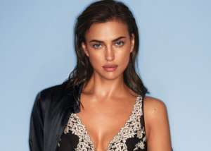 Irina Shayk Shows Off Her Phenomenal Figure In Skimpy Lingerie