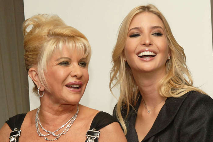 Ivana Trump Says Daughter Ivanka Is 'Smart And Beautiful' Enough To Become The First Female President One Day!