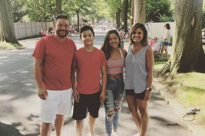 Jon Gosselin's Daughter Hannah Finally Comes To His Defense After Accusations He Beat Her Brother Collin