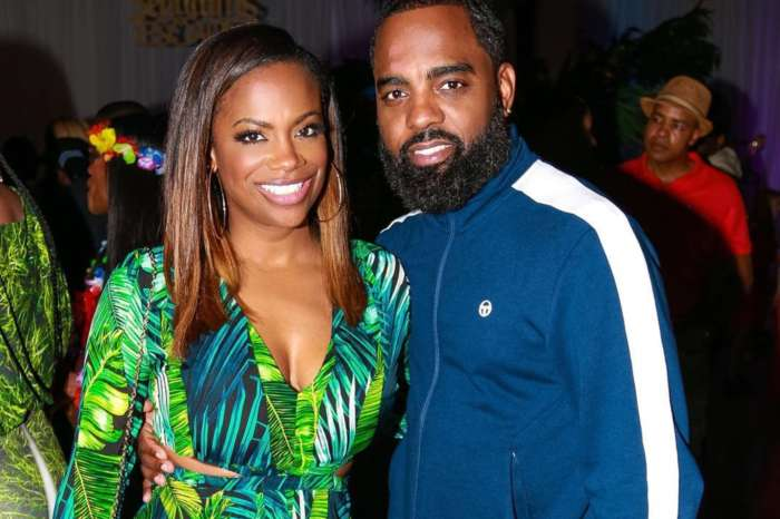 Todd Tucker's Video Featuring Kandi Burruss In Which He's Singing Has Fans Laughing Their Hearts Out