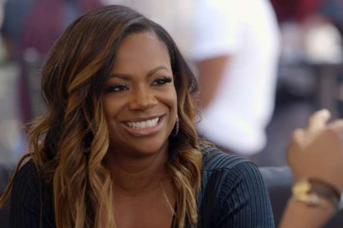 Kandi Burruss Shows Fans What Happy Looks Like - See Her Gorgeous Pics