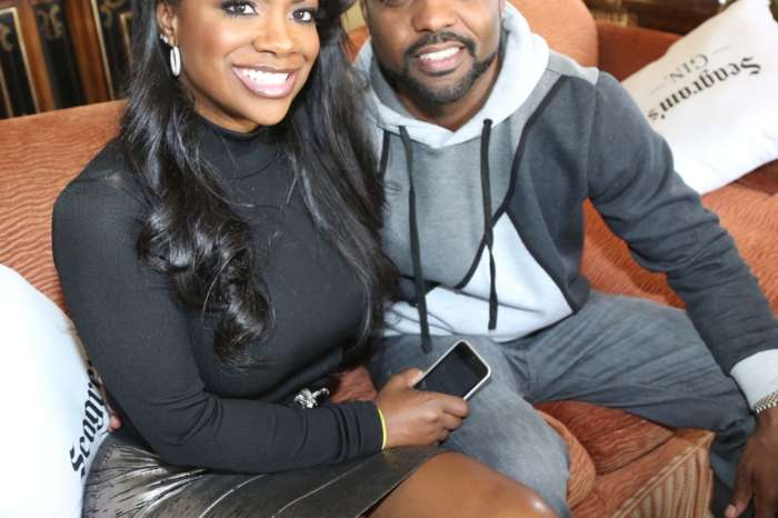 Todd Tucker Has Lunch With Kandi Burruss At OLG - Check Out The Video And The Juicy Meals!