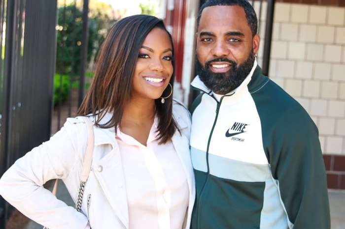 Todd Tucker Shares An Amazing Photo With Kandi Burruss - Check Out Their Gorgeous Look