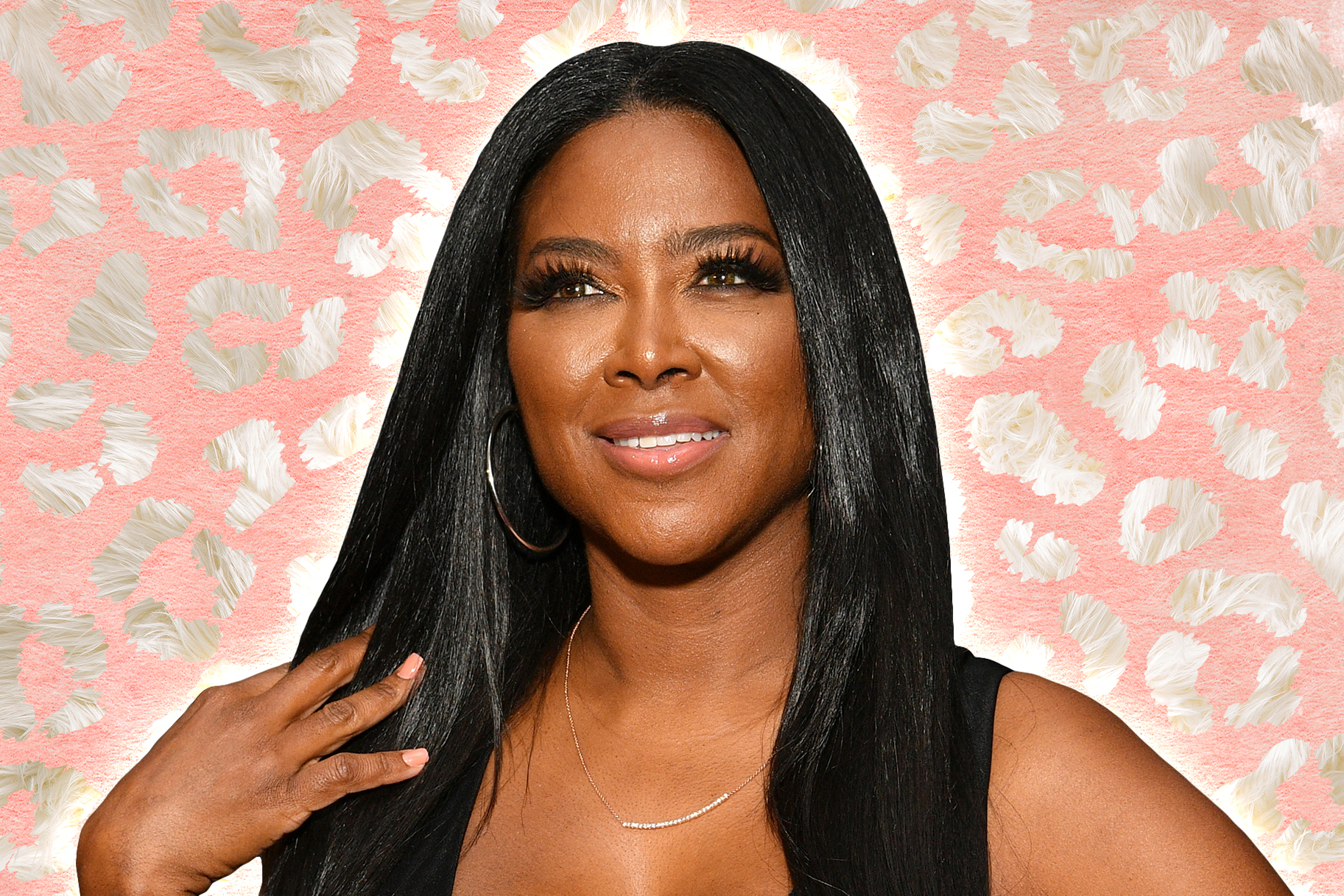 Kenya Moore Has A Leg Up On The Competition - See The Photo That She Shared