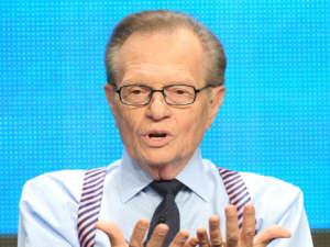 Larry King's Soon-To-Be Ex-Wife Files For Spousal Support - She Wants Over $30,000 Per Month