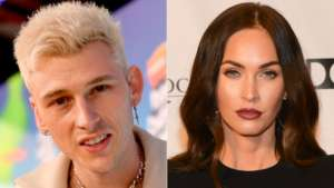 Megan Fox Is Featured On Machine Gun Kelly's New Album And Reveals They Have Couple Tattoos!