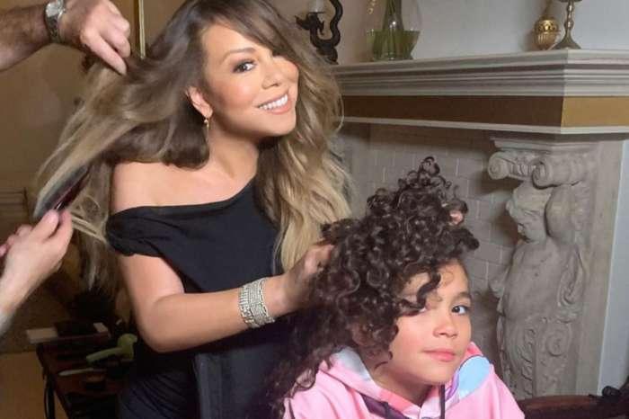 Mariah Carey Shares Adorable Photo With Mini Me Daughter Monroe