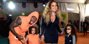 Mariah Carey Reveals That The 'Unconditional Familial' Love She Received From Her Twins Helped With Her Childhood Trauma!