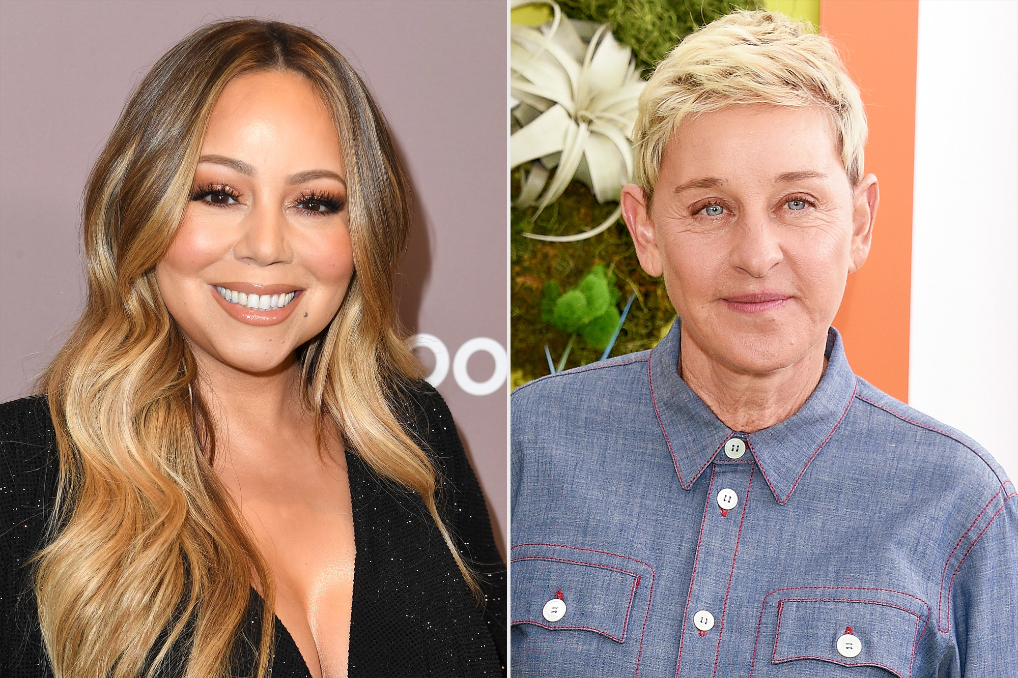 """mariah-carey-says-ellen-degeneres-made-her-extremely-uncomfortable-at-her-show"""