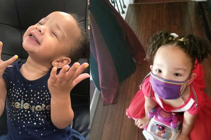 Tiny Harris Made Fans Happy With Another Video Featuring Cute Heiress Harris