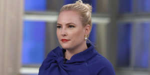Meghan McCain Says She Feels Like 'Shamu' As She Could Give Birth Any Day Now!