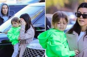 Kourtney Kardashian And Travis Barker Share a Cup Of Matcha Latte - See Pic