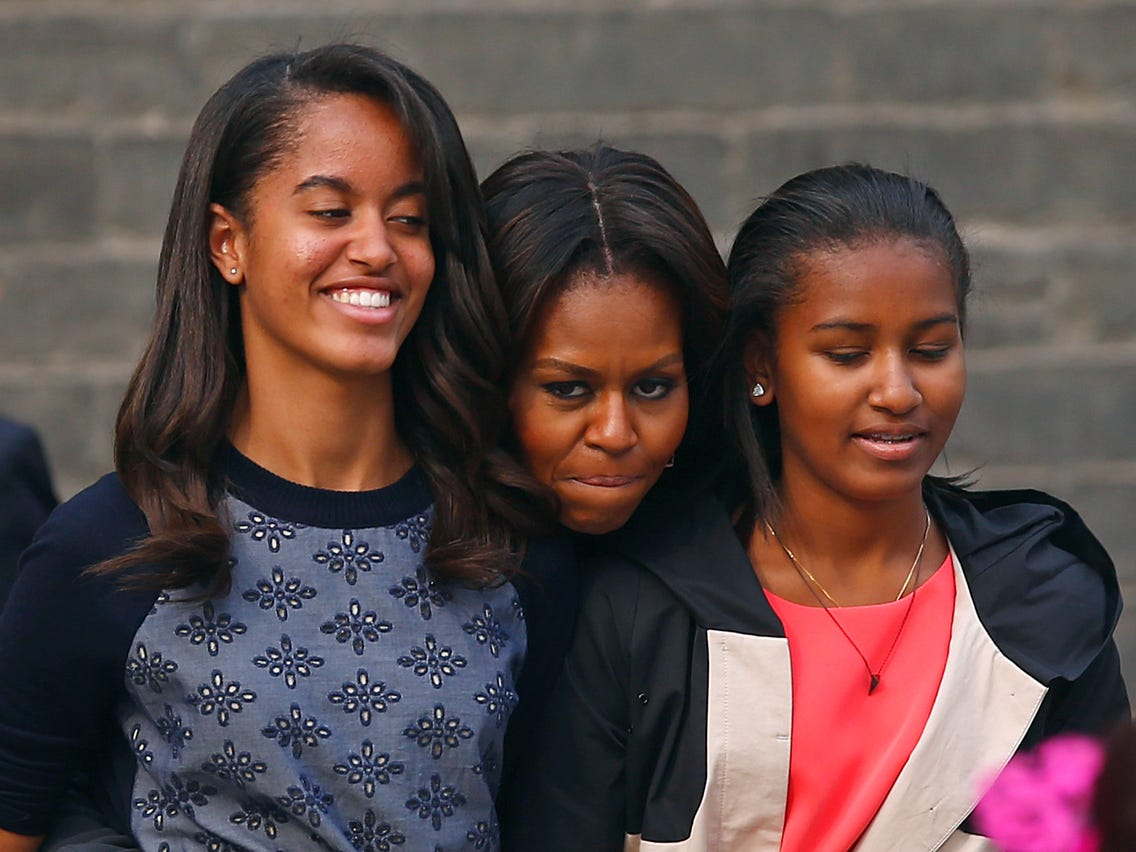 michelle-obama-admits-that-her-daughters-with-barack-are-sick-of-their-parents-in-quarantine-and-the-feeling-is-mutual