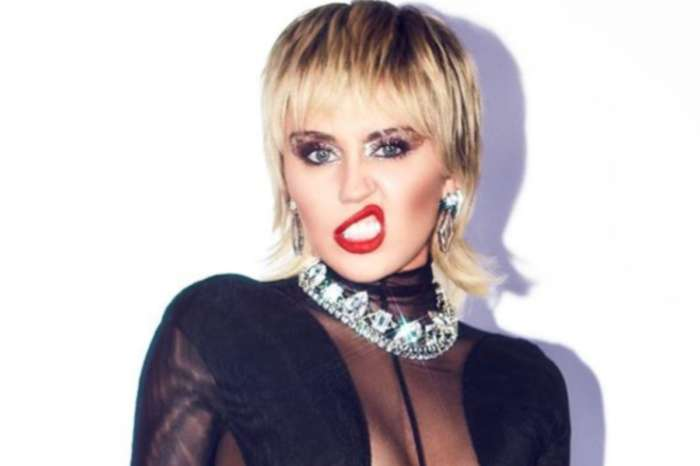 Miley Cyrus Stuns In See Through Catsuit — Check Out The Photos