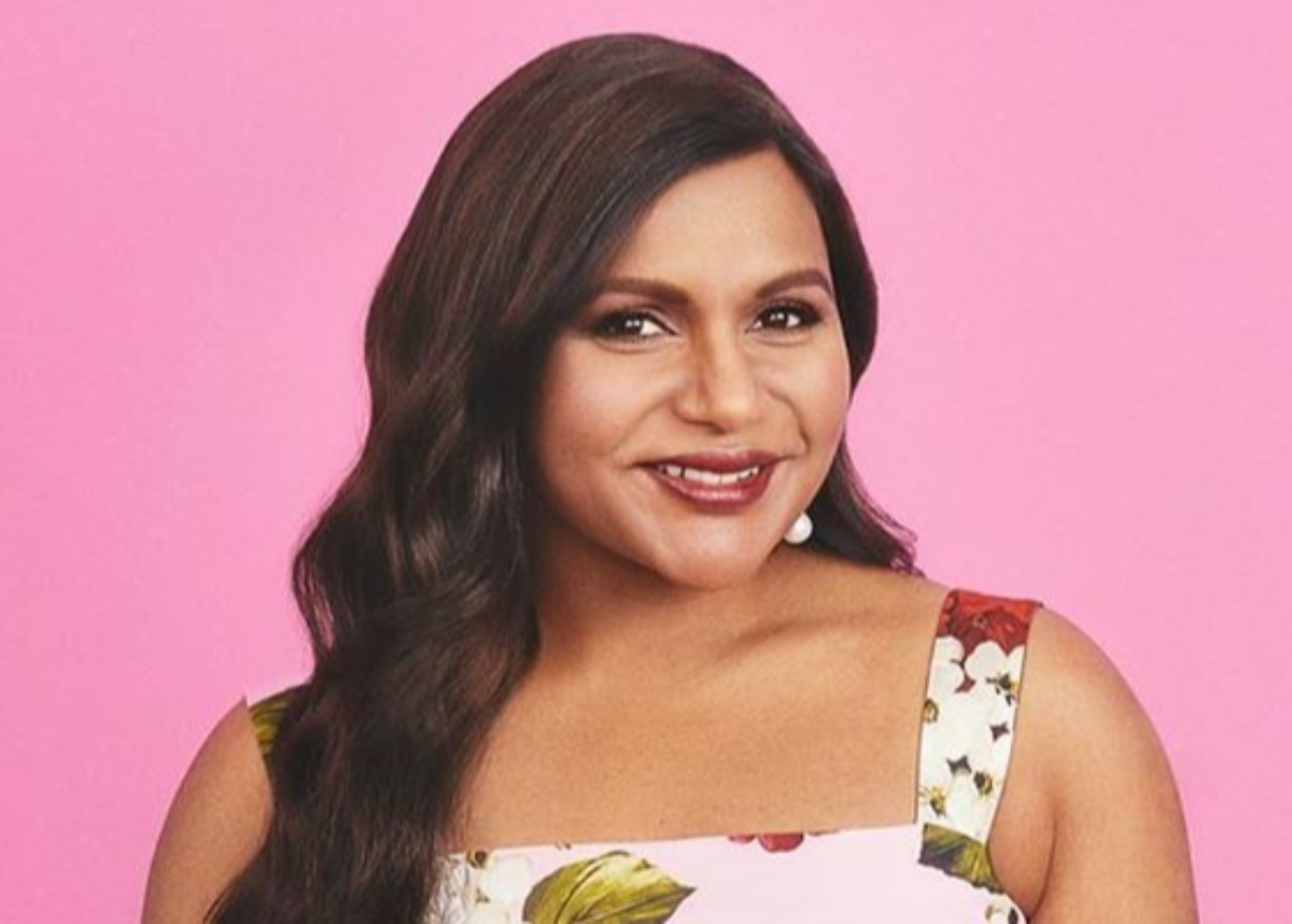 """""""mindy-kaling-is-blooming-in-embroidered-blouse-see-the-look"""""""