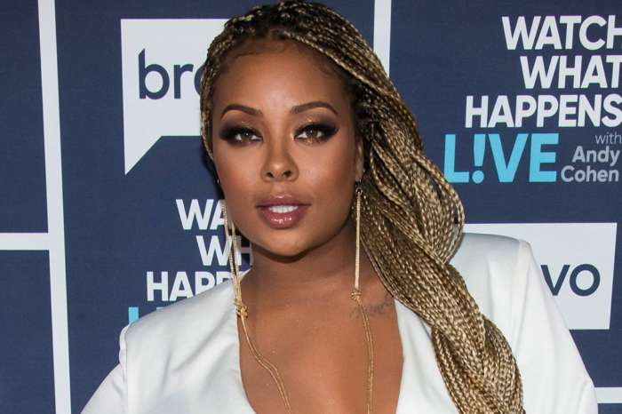 Eva Marcille Shows Fans The Facial That She Got And People Admire Her