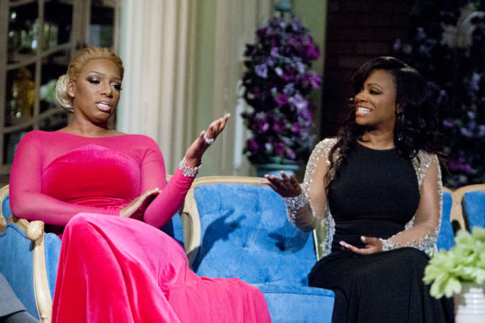 Kandi Reveals Run In She Had With Nene Leakes Who Allegedly Ignored Her