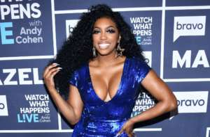 Porsha Williams Advertises Dish Nation: 'We Break Celebrity News'