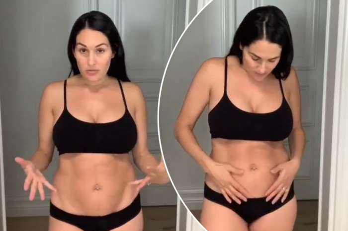 Nikki Bella Inspires Followers After Showing Off Her Post-Partum Body