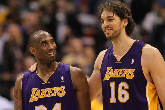 Kobe Bryant's Friend Pau Gasol Names His Newborn Daughter After Gianna And Vanessa Bryant Reacts!