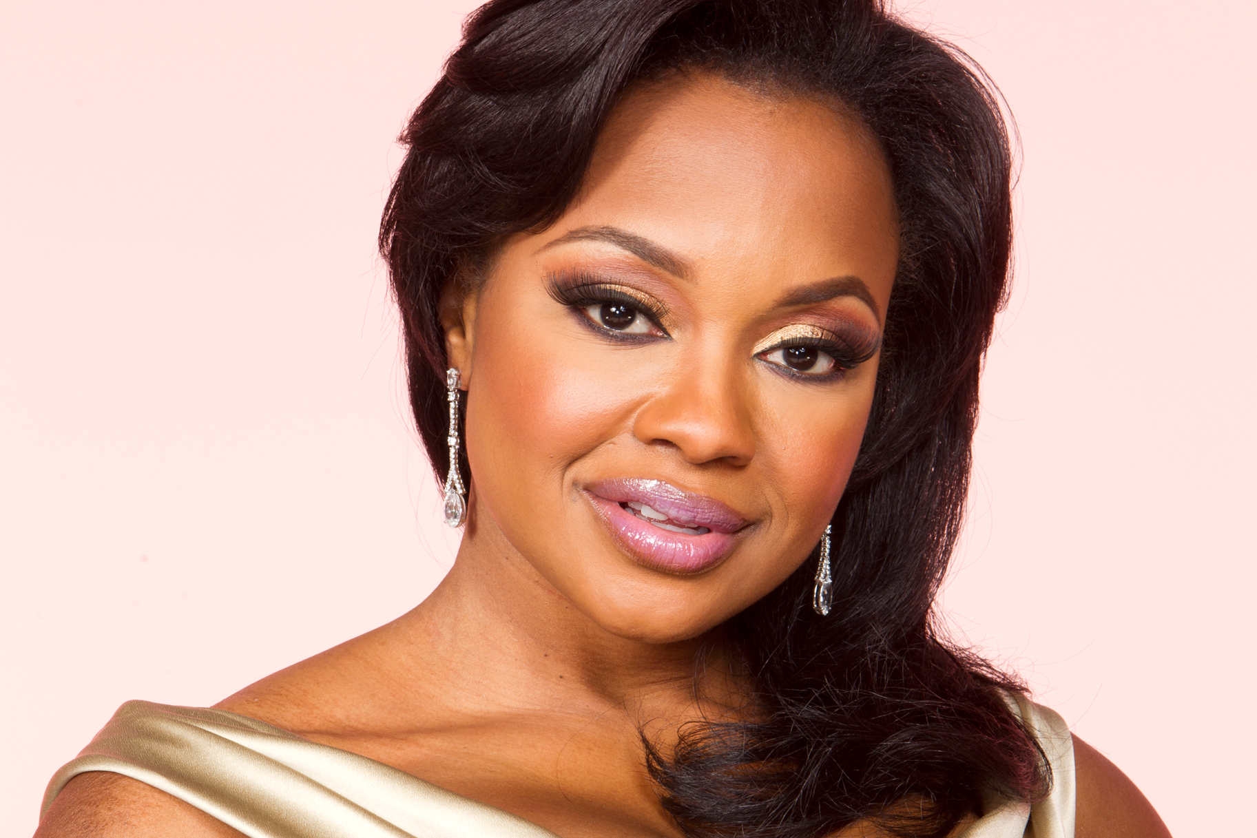 Phaedra Parks' Fans Are Grateful To Her For Posting This Video