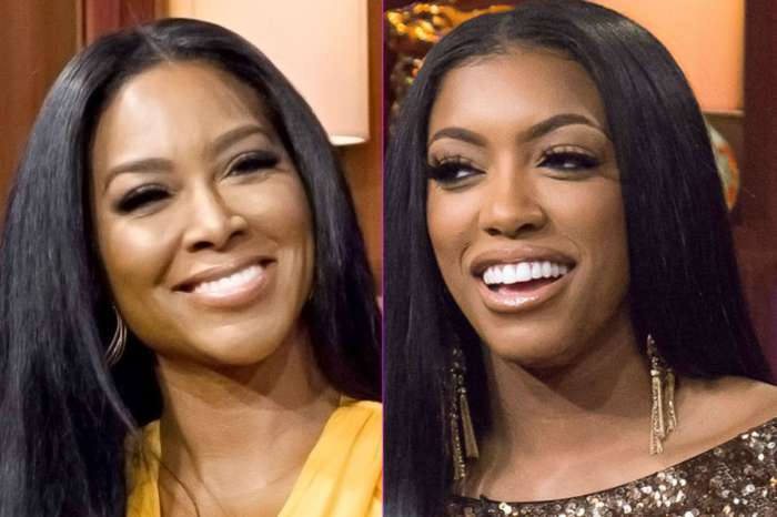 Porsha Williams And Kenya Moore Get Into It About Porsha Using Her Activism As A Storyline -- Kenya Claims She Said She Would Beat Up Eva Marcille!