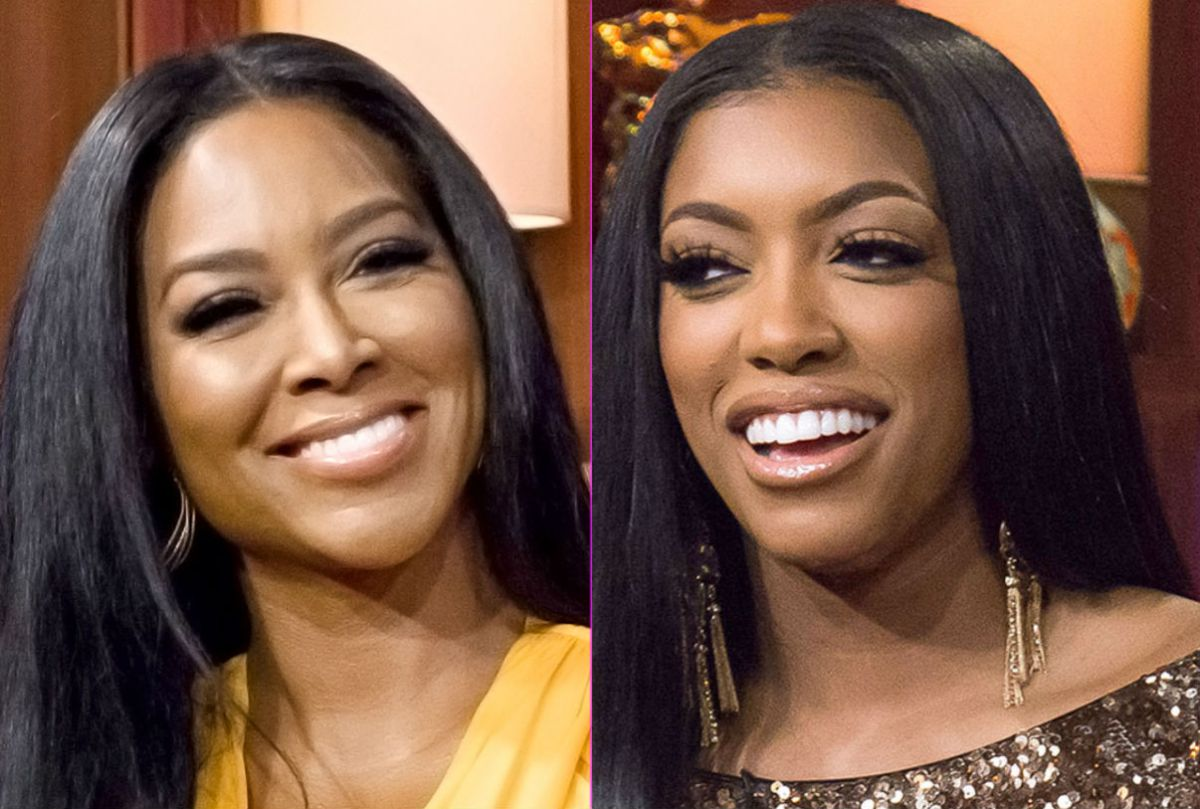 """porsha-williams-and-kenya-moore-get-into-it-about-porsha-using-her-activism-as-a-storyline-kenya-claims-she-said-she-would-beat-up-eva-marcille"""