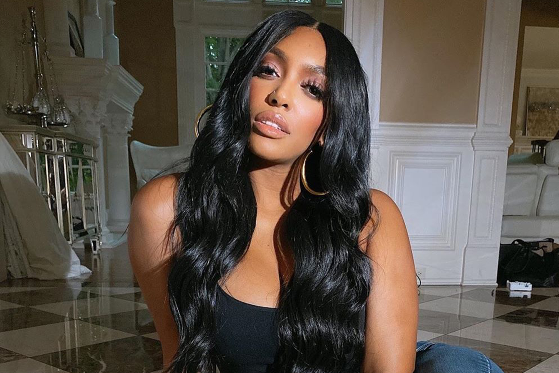 Porsha Williams Praises Her Daughter, PJ - See The Gorgeous Photo She Shared