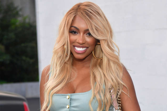 Porsha Williams Looks Amazing In This Recent Photo - See Her Flaunting Red Hair