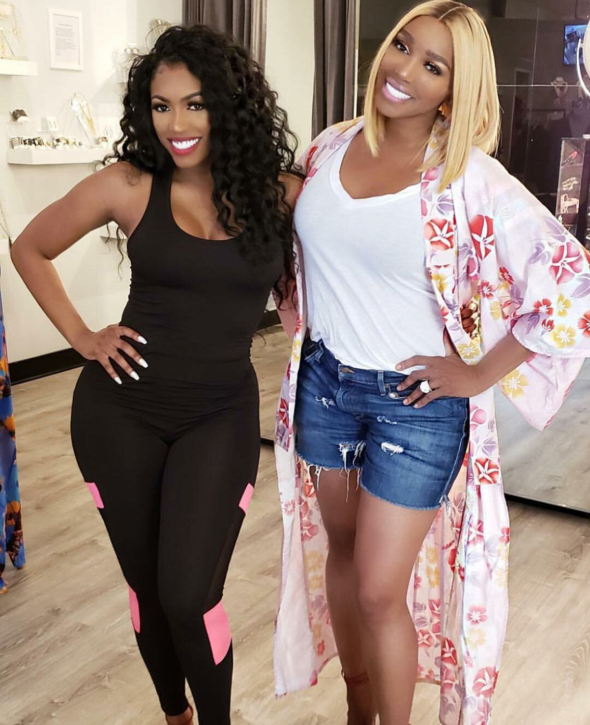 """cynthia-bailey-porsha-williams-and-more-ladies-are-sending-love-to-nene-leakes-following-the-news-of-her-departure-from-rhoa"""