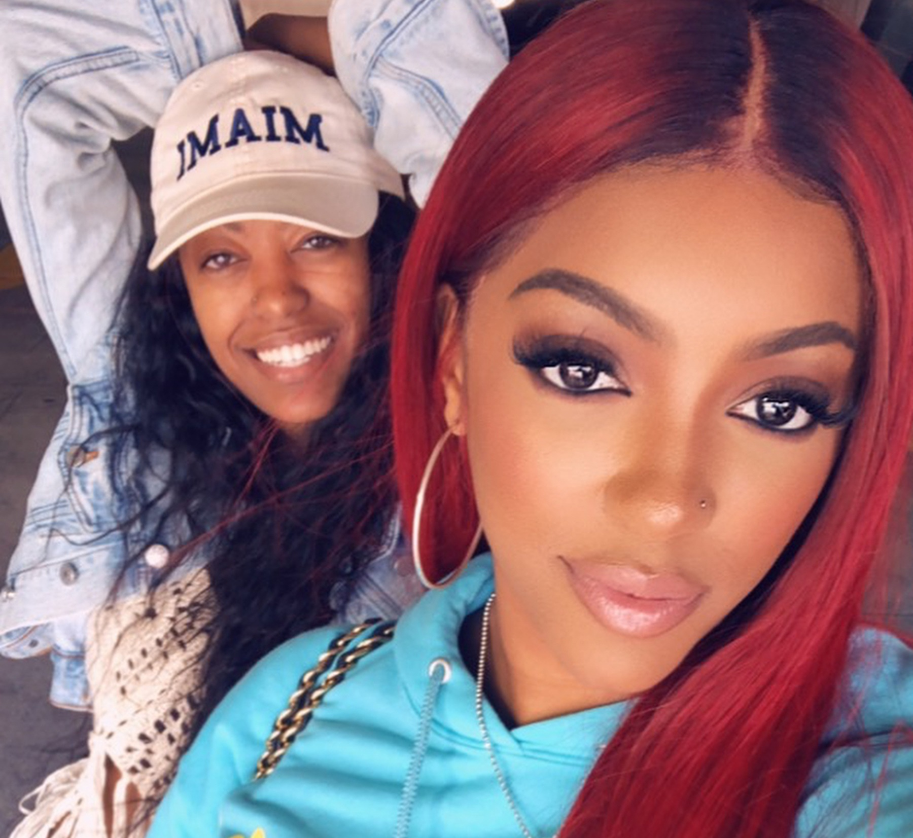 """porsha-williams-flaunts-her-line-of-sheets-and-fans-are-in-love-with-the-products"""