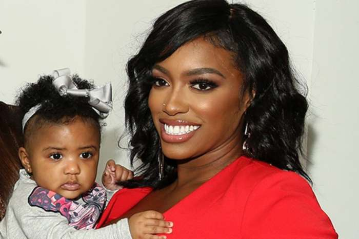 Porsha Williams' Baby Girl, Pilar Jhena Loves The Pool - Check Here Out Having Fun In The Water