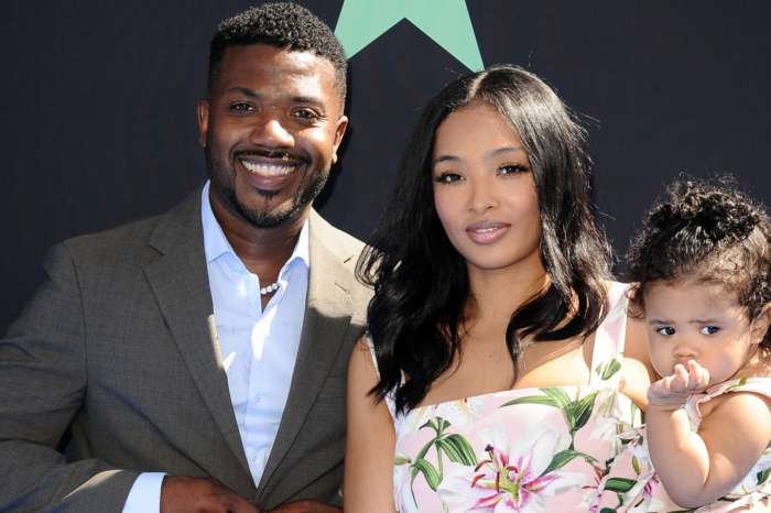 Ray J Eventually Files For Divorce From Princess Love; Asks For Joint Custody Of The Kids