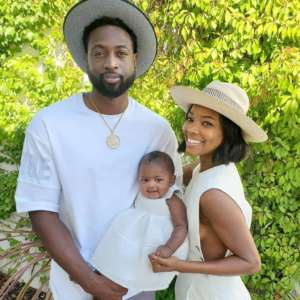 Gabrielle Union's Family Photo Shoot Has Fans In Awe - Check Out Baby Kaavia!