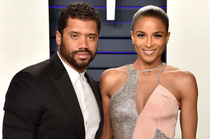 Russell Wilson Making Sure To Test For COVID-19 'All The Time' To Protect Ciara And The Kids As He Gets Ready To Go Back On The NFL Court!