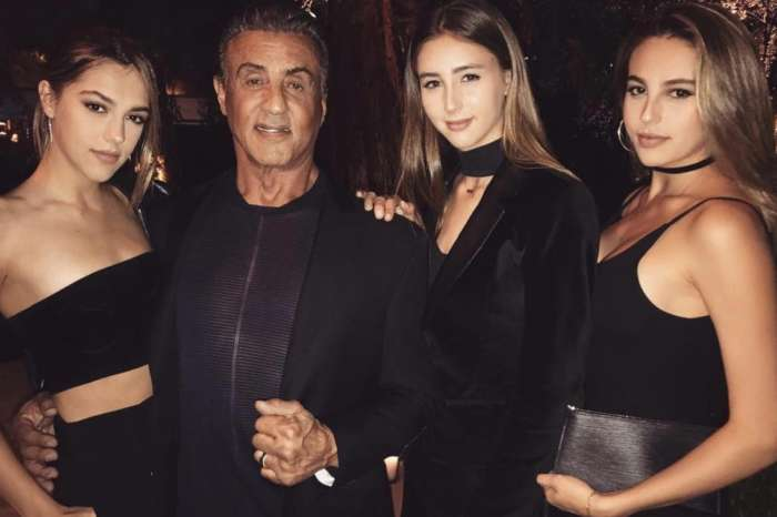 Sylvester Stallone's Daughters Say He's Helped Them Break Up With Exes And More!