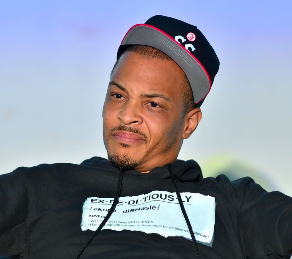 T.I. Has A Message About Defunding The Police - Check It Out