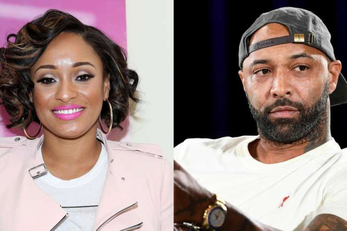Tahiry Reveals Domestic Abuse While In Relationship With Joe Budden -- He Responds As Fans Come To Their Own Conclusion