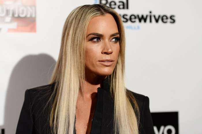 Teddi Mellencamp May Be Getting The Axe From RHOBH For Being Too Boring After Her Dangerous Diet Program Gets Exposed