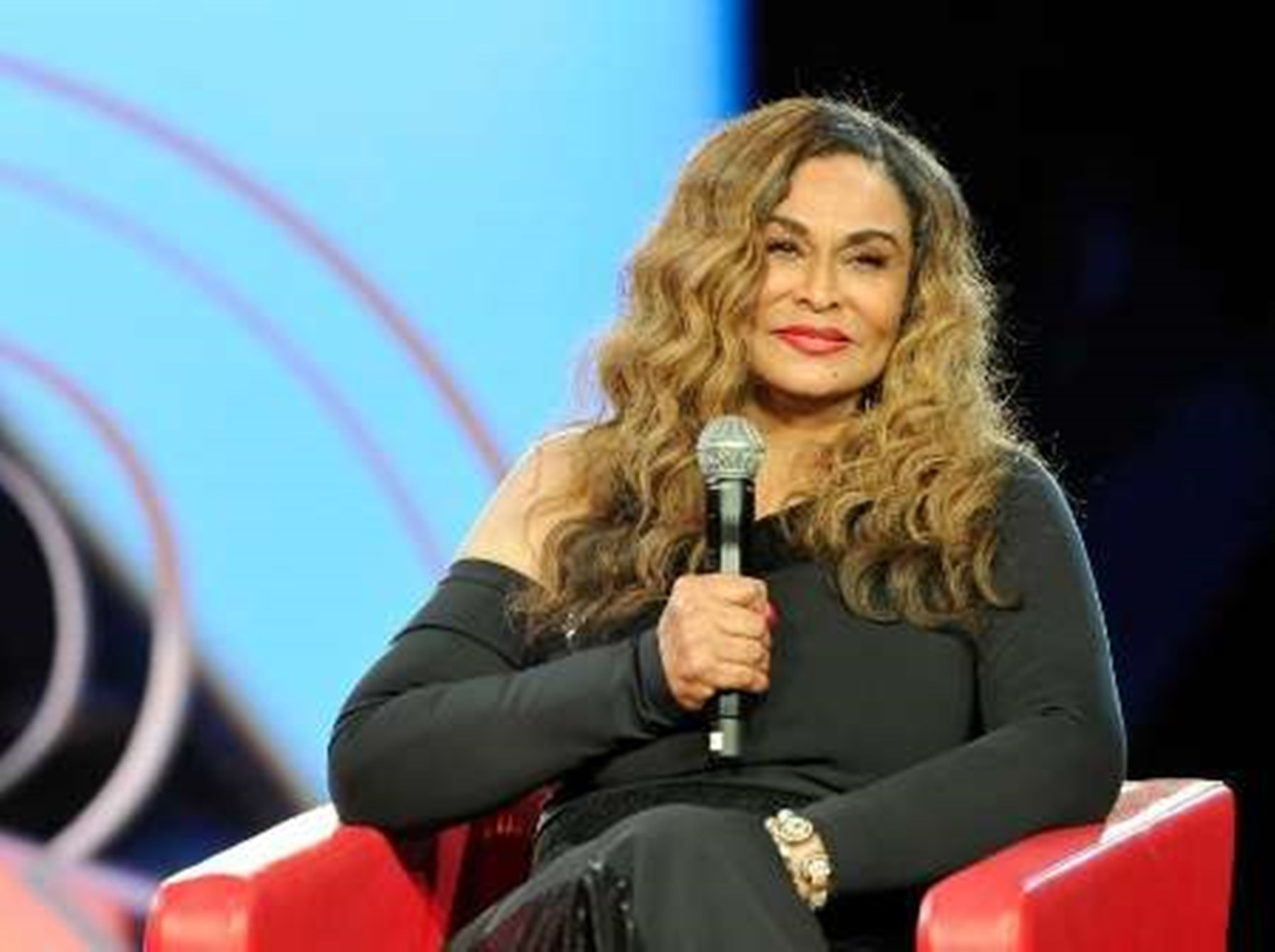 Tina Knowles Lawson Beyonce Mother Donald Trump Debate