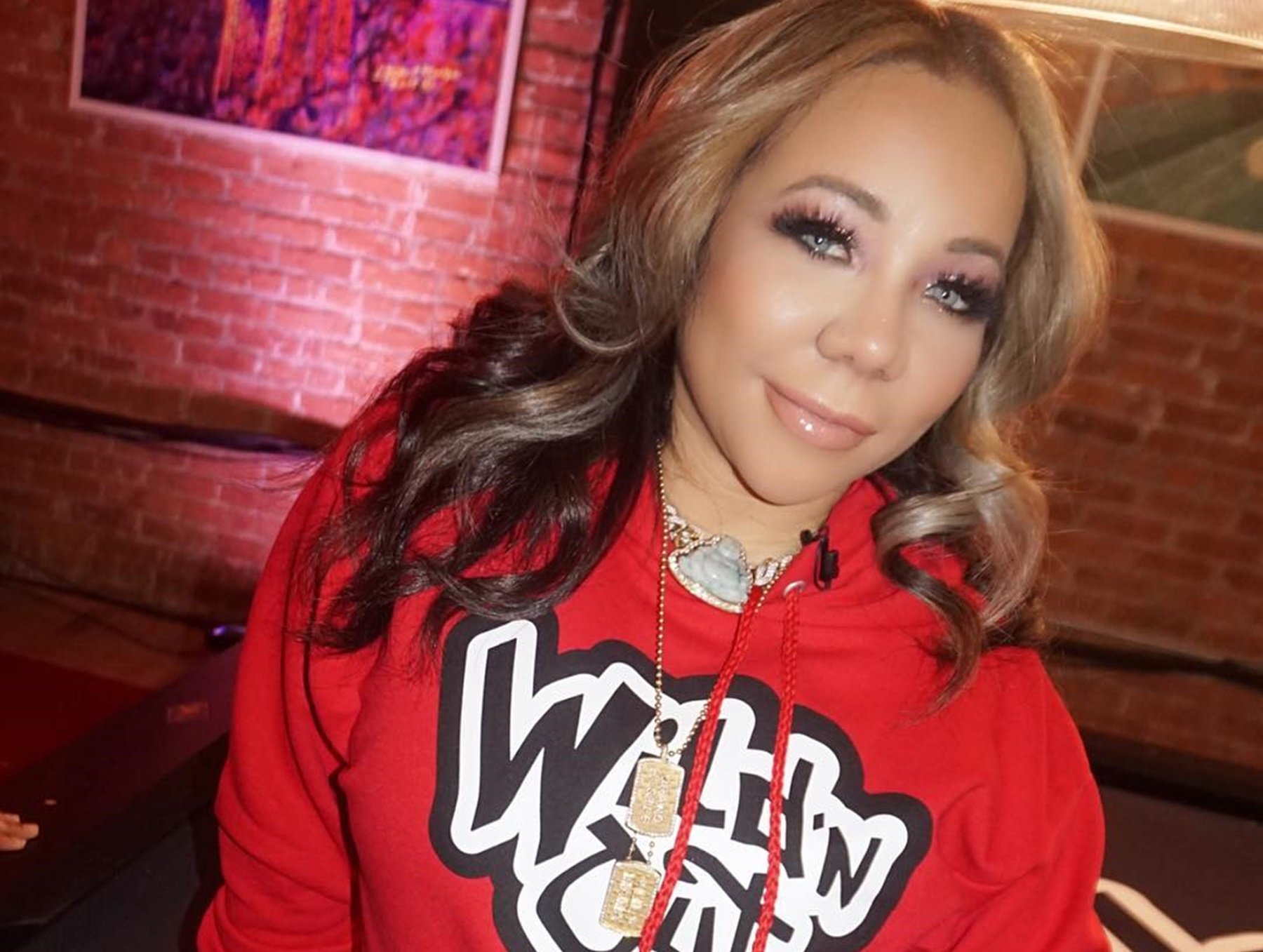 Tiny Harris Praises her Big Sister - Check Out The Throwback Photos She Shared