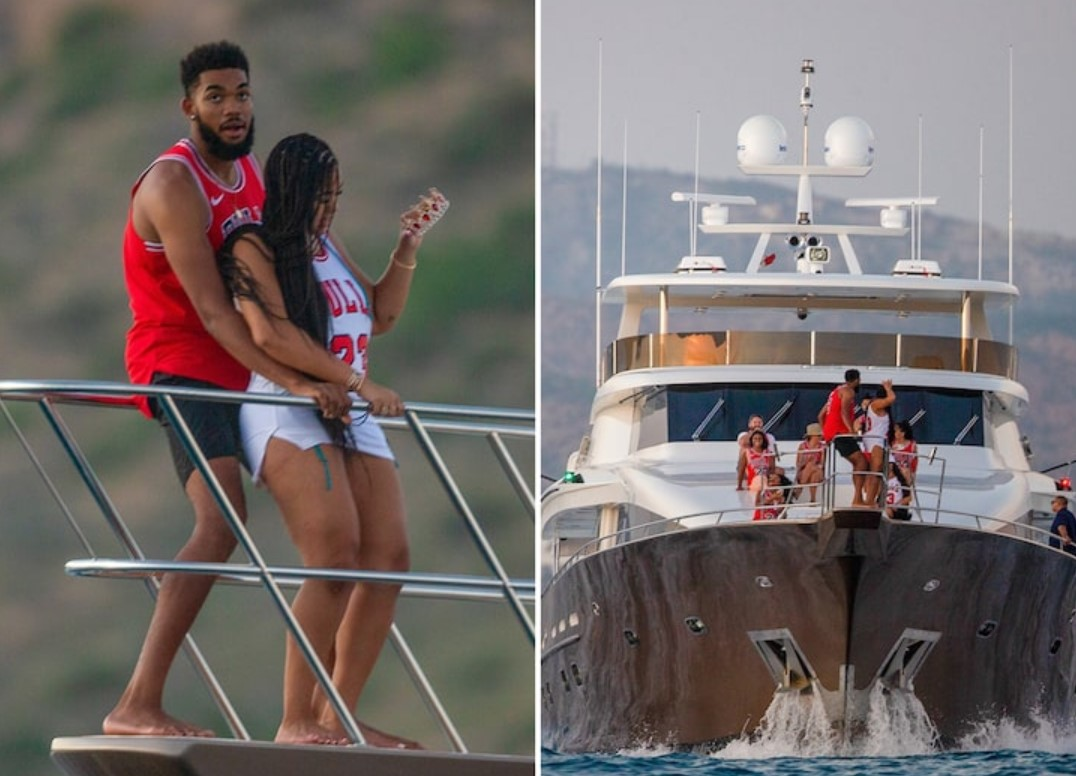 """""""jordyn-woods-officially-announces-romantic-relationship-with-karl-anthony-towns-on-instagram-see-their-photo-here"""""""