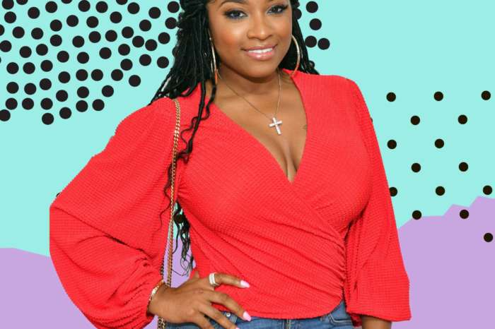 Toya Johnson's Footage From Monica And Brandy Verzuz Night Will Make Your Day