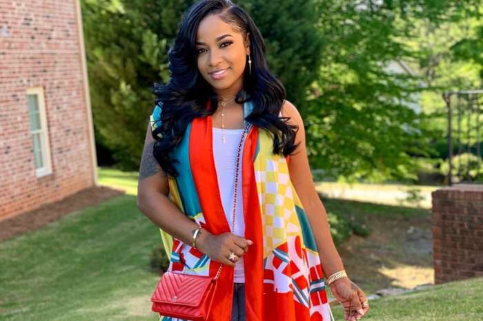 Toya Johnson Has Fans' Jaws Dropping In White Lingerie - See The Fabulous Photos