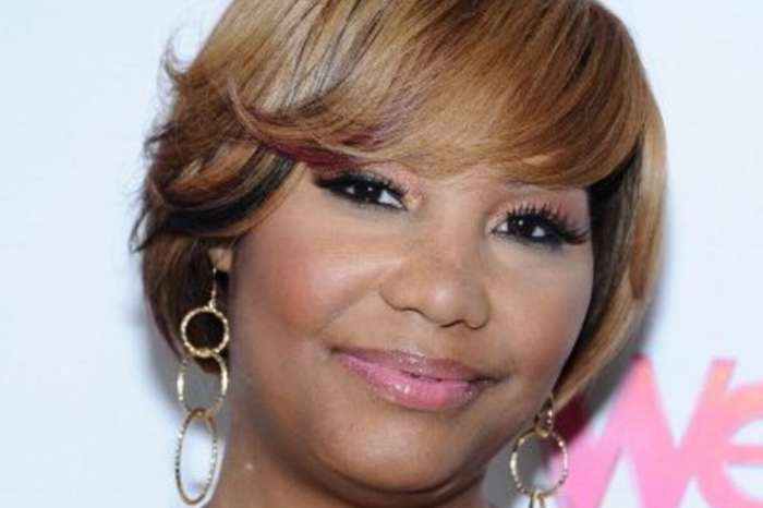Traci Braxton Looks Gorgeous In Her Latest Photo - See It Here