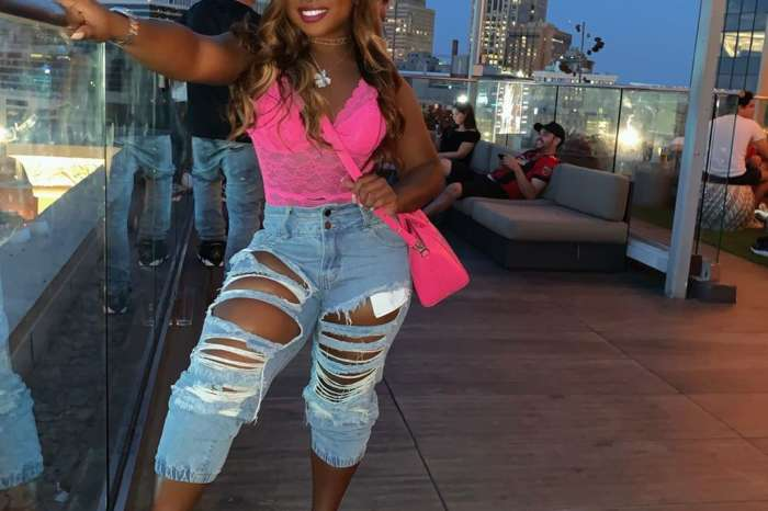 Reginae Carter Is Working Out Like Crazy And Haters Drop Mean Comments
